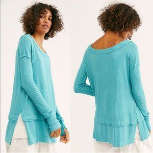 Free People | North Shore Thermal Aqua Medium